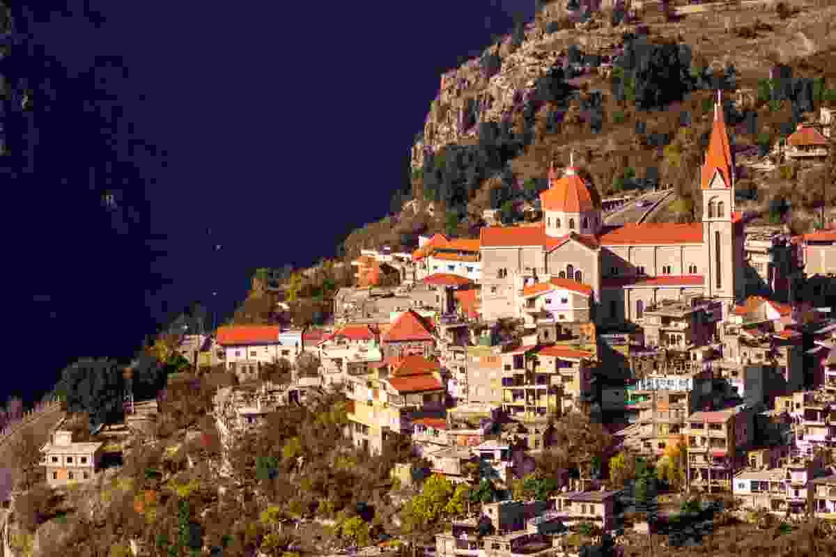 The village of Bcharre, Lebanon (Dreamstime)