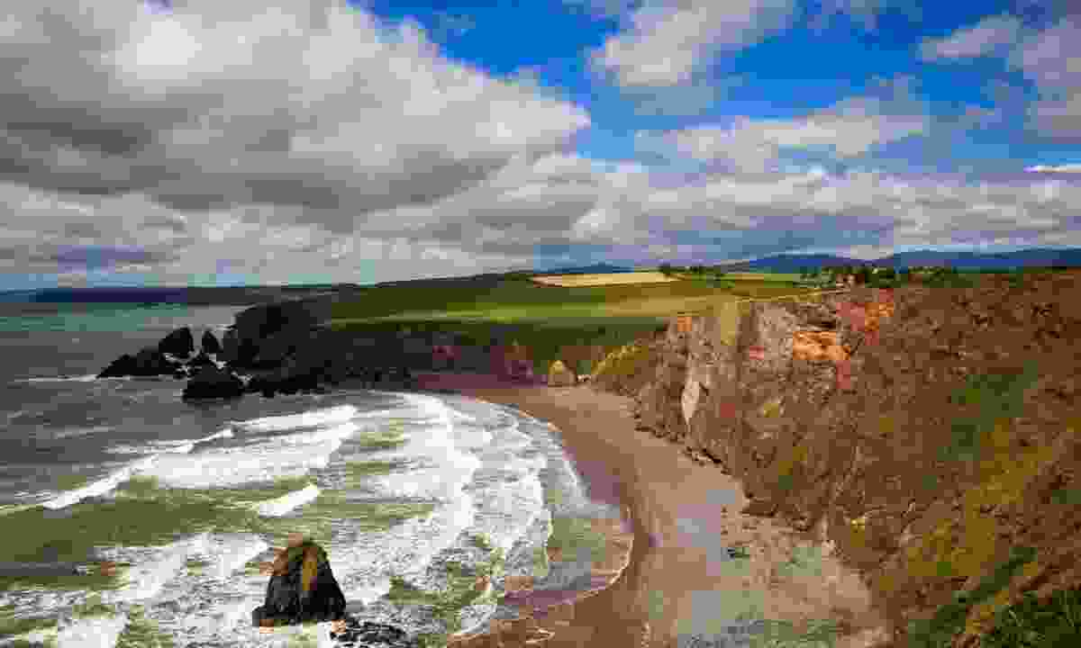 The stunning Copper Coast makes up the lasy 10km of the Waterford Greenway (George Munday)