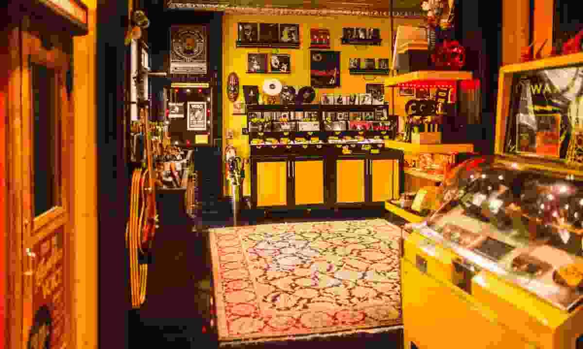 Inside Third Man Records (ThirdManRecords.com)