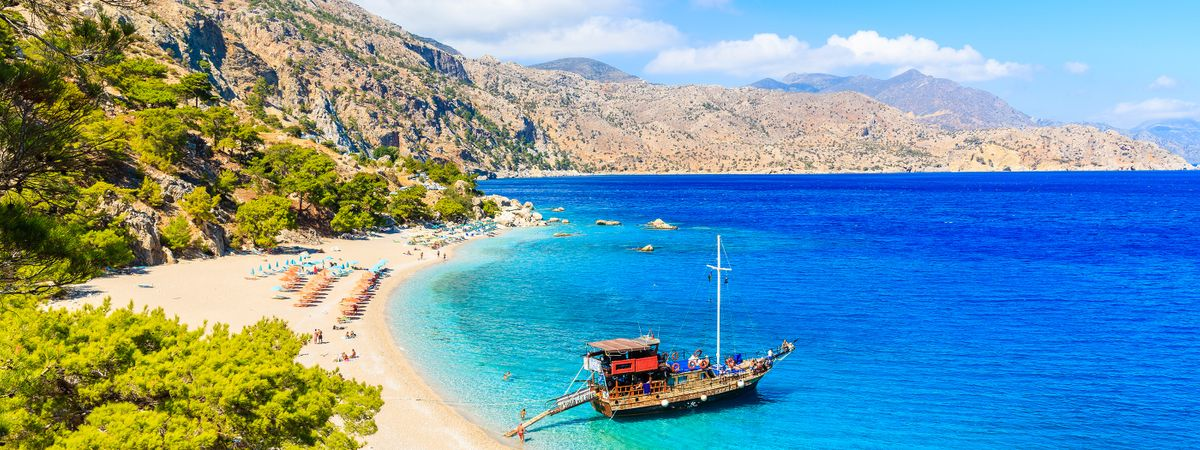 17 off-the-beaten-track Greek Islands you need to visit this summer
