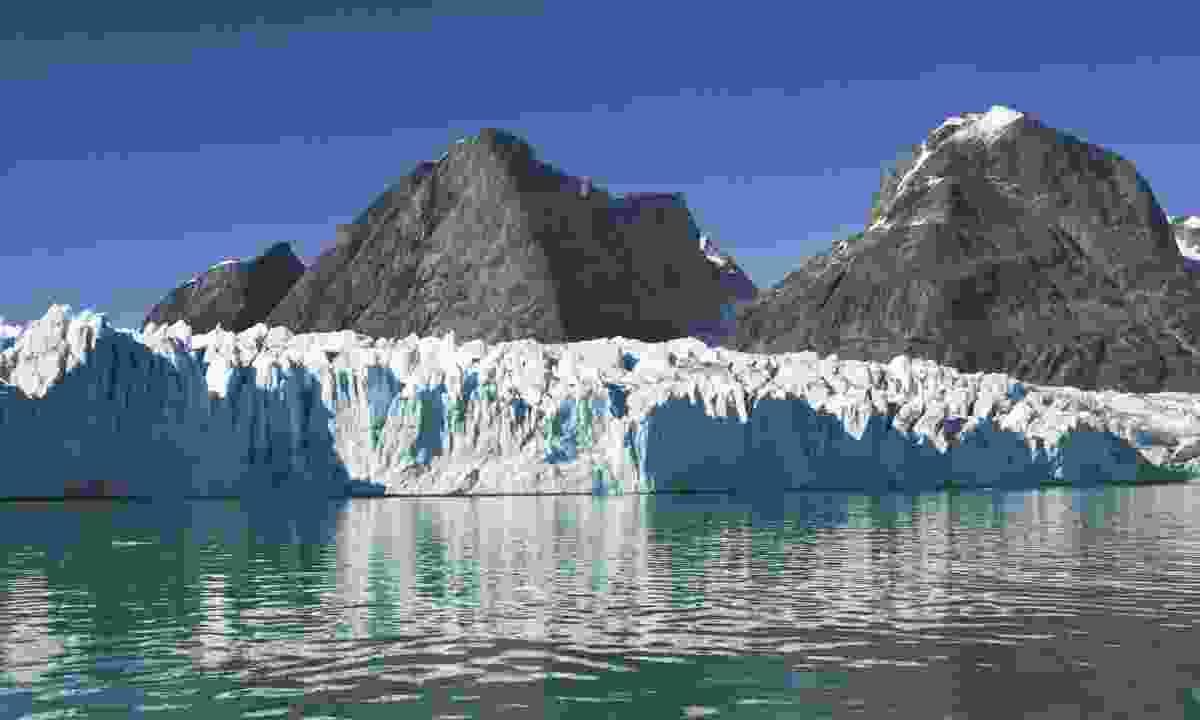 Sermilik Fjord and glacier (Dreamstime)