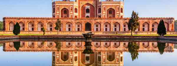 The UNESCO site Humayun's Tomb, India (Shutterstock)