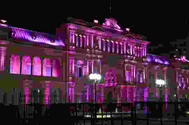 La Casa Rosada (Dreamstime)