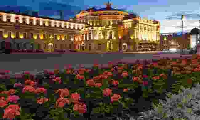 The Mariinsky Theatre, St Petersburg (Shutterstock)