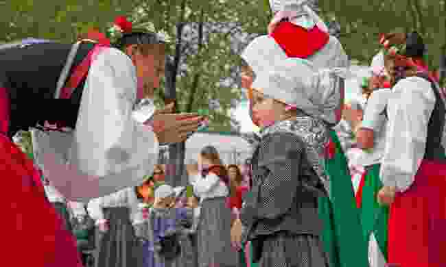The national Basque Festival in Elko (Sydney Martinez, TravelNevada)