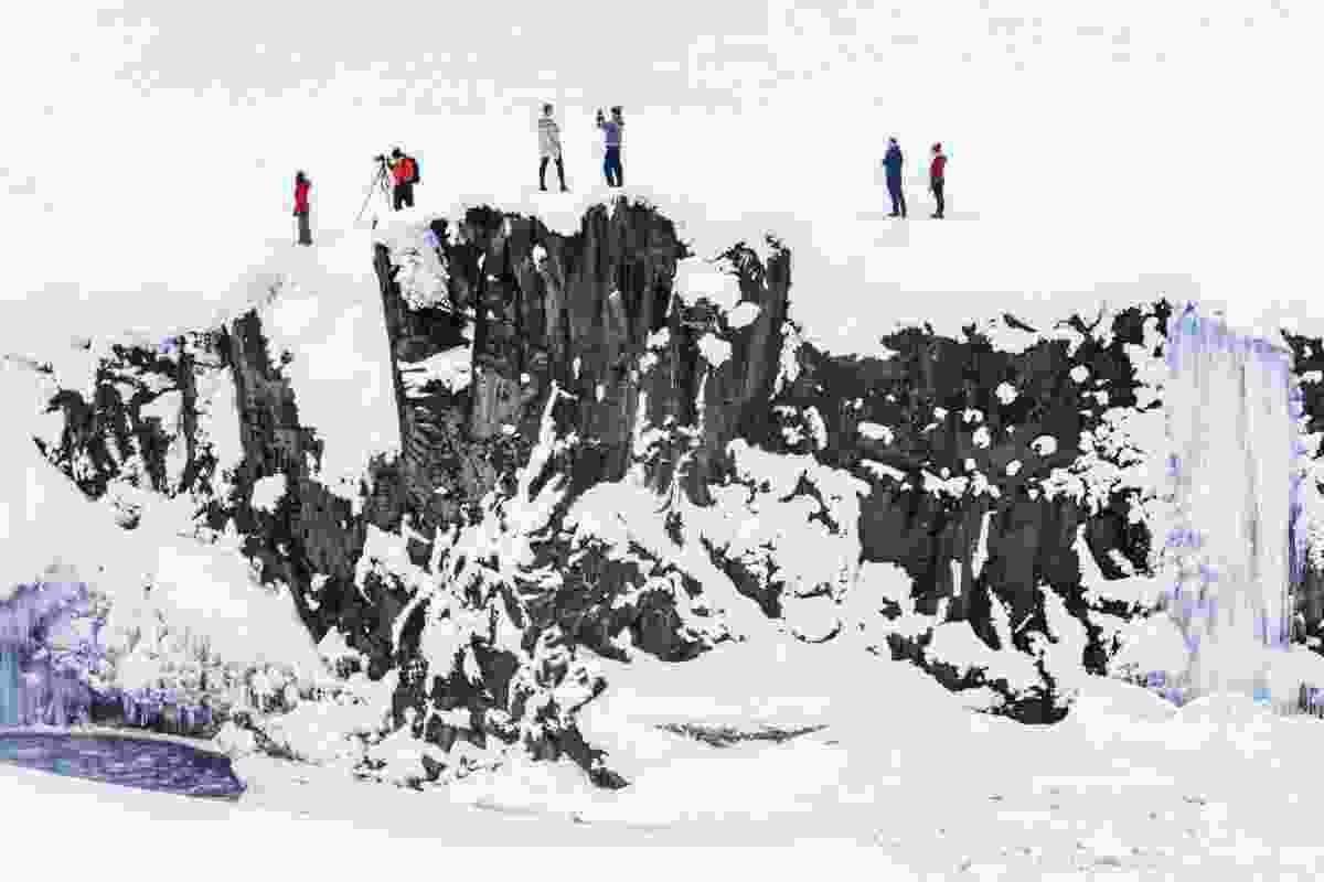 Frozen world (Theo Bosboom)
