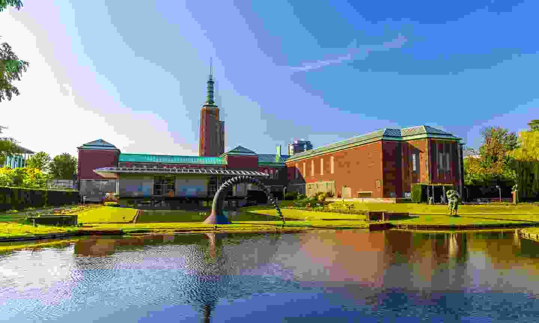 Museum Boijmans Van Beuningen in Rotterdam (Dreamstime)