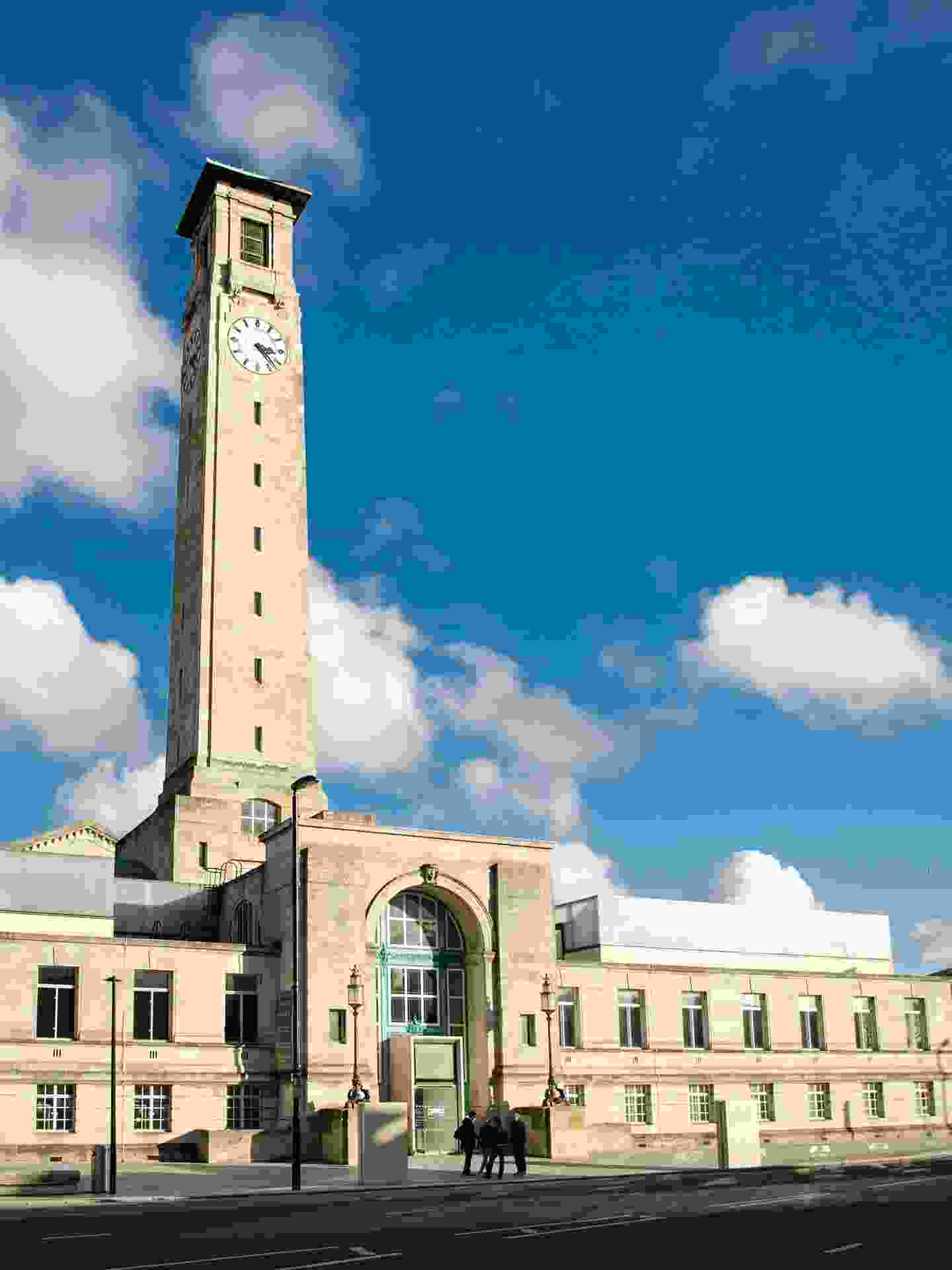 Southampton (Shutterstock)