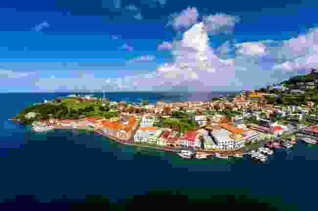 St George's Harbour, Grenada (Shutterstock)