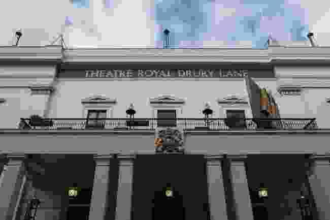 Theatre Royal Drury Lane (Shutterstock)