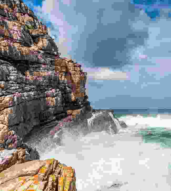 The Cape of Good Hope is the most South West point of Africa (Shutterstock)
