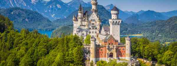 How well do you know the world's castles?