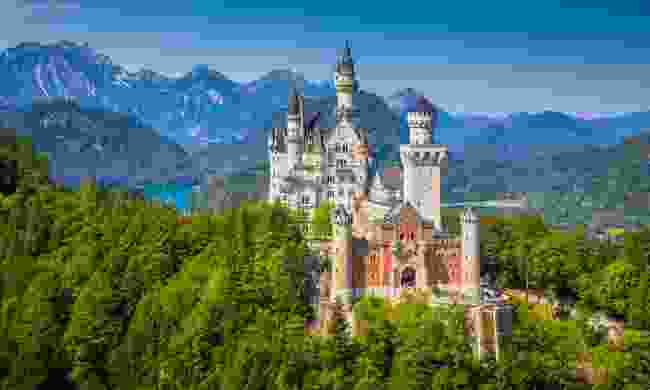 How well do you know the world's castles? (Shutterstock)