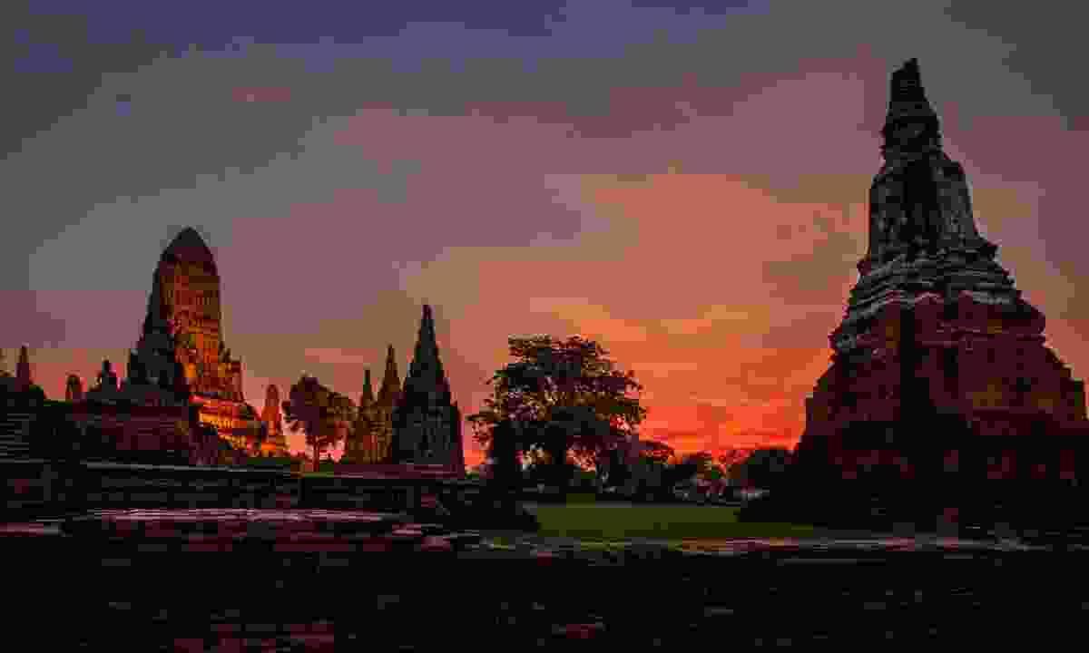 Ayuttaya temples, Thailand (Rickhsaw Travel)
