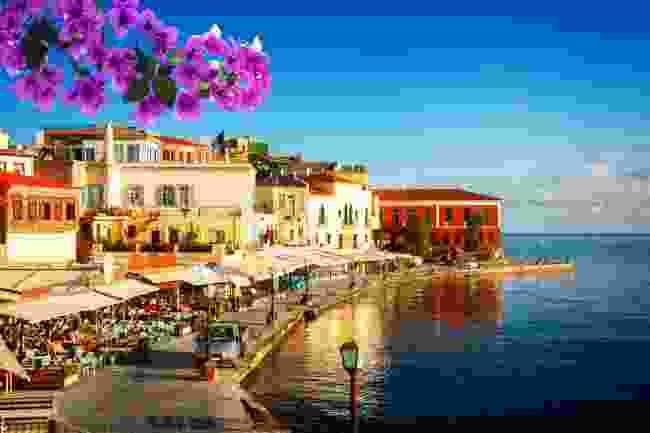 Chania, Crete (Shutterstock)
