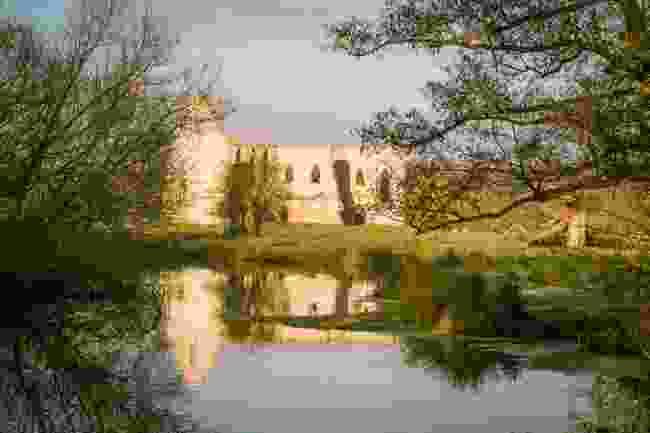 Newark Priory near Ripley (Shutterstock)