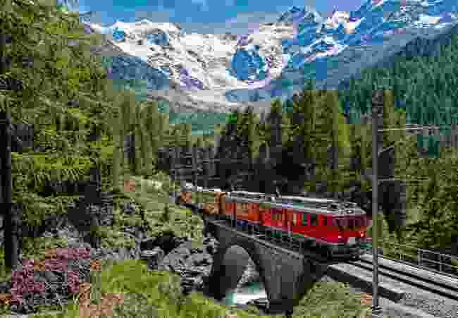 Bernina Express (Shutterstock)
