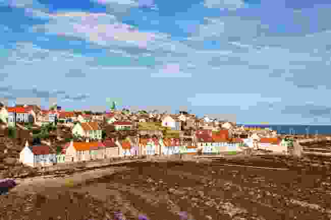 The fishing villages of East Neuk are suitably picturesque (Shutterstock)