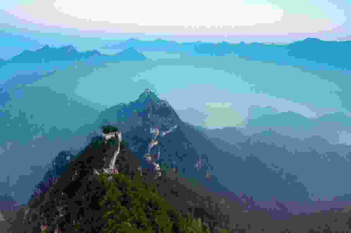The Great Wall of China. (Dreamstime)