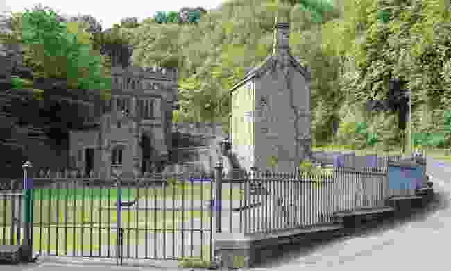 St Winefride's Well is a very significant pilgrimage site, and also one of the seven wonders of Wales (Dreamstime)
