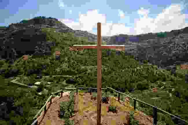 Deir Mar Elisha Monastery, Kadisha Valley, Lebanon (Dreamstime)
