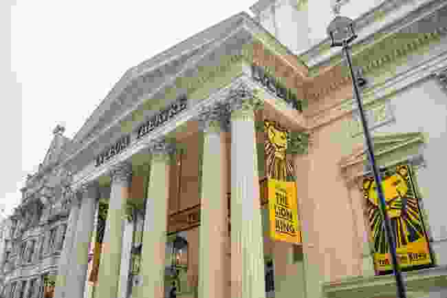 Lyceum Theatre (Shutterstock)