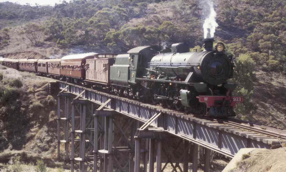 Pichi Richi railway (SATC)