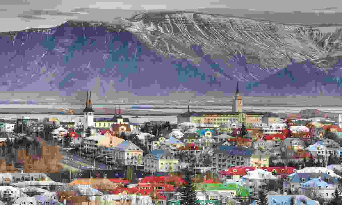 Reykjavik. (Dreamstime)