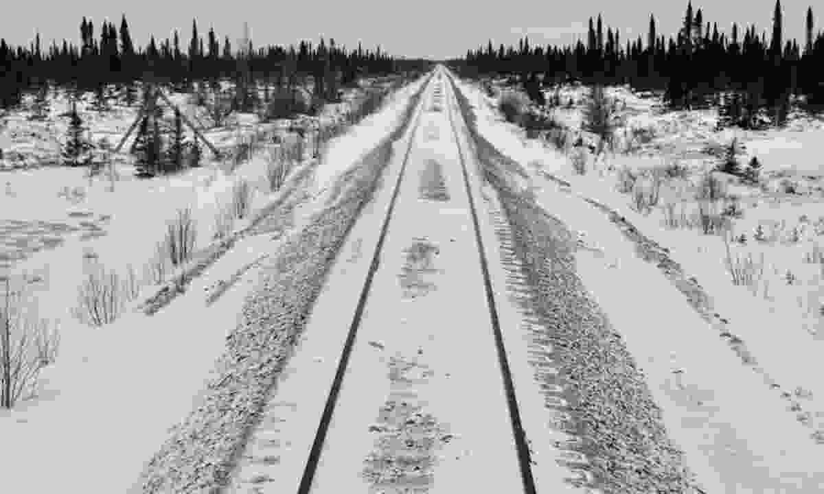 Canadian railway (Dreamstime)