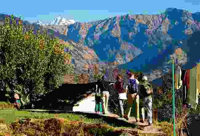 Pindar Valley, India (Village Ways)