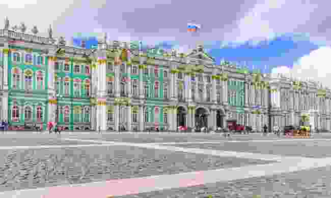 The State Hermitage Museum, St Petersburg (Shutterstock)