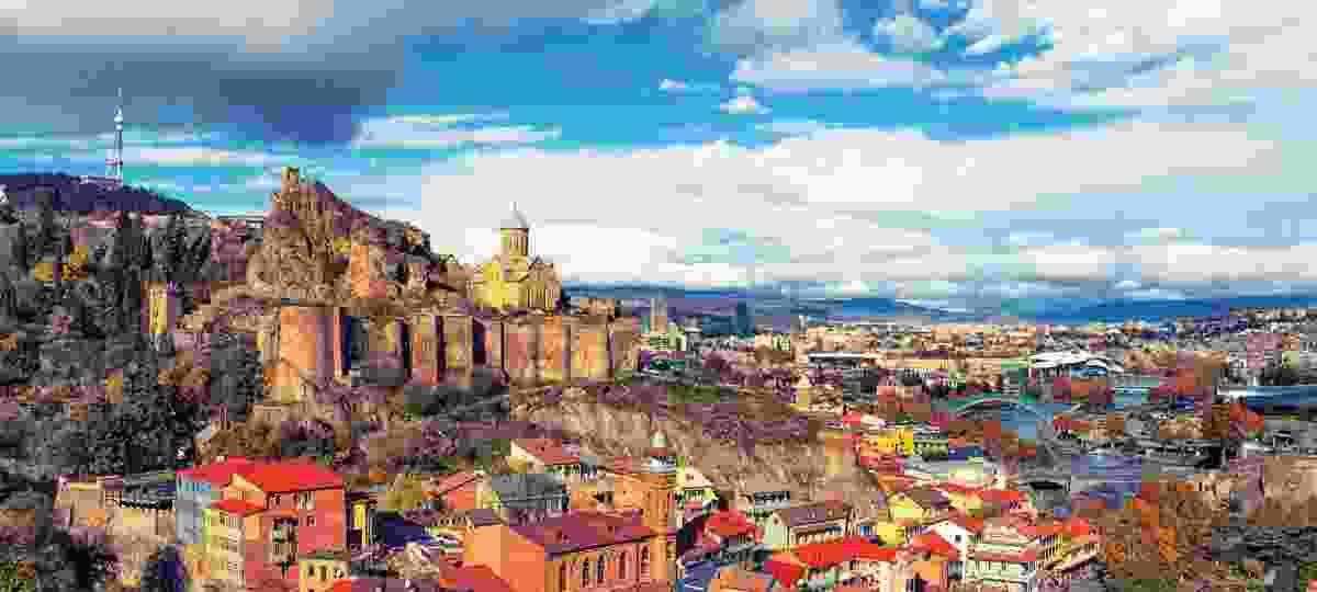 The colourful Georgian capital, Tbilisi (Shutterstock)