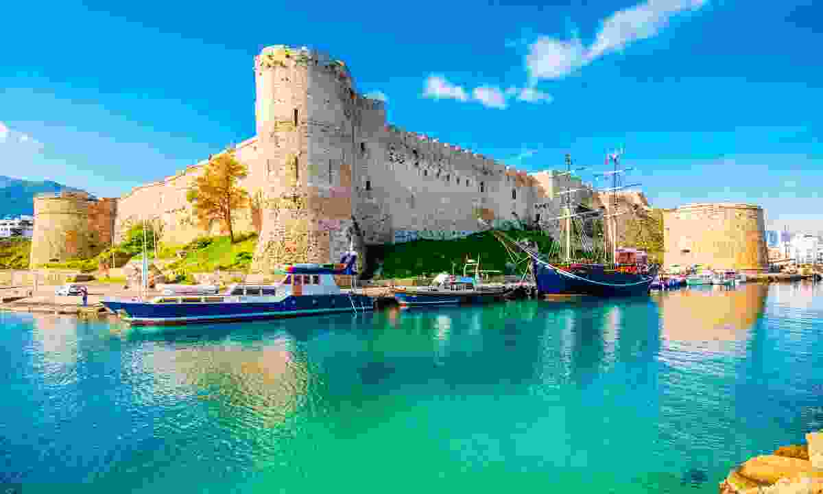Kyrenia Castle in northern Cyprus (Shutterstock)