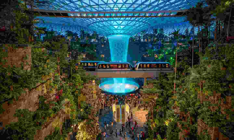 Changi Airport (Shutterstock)