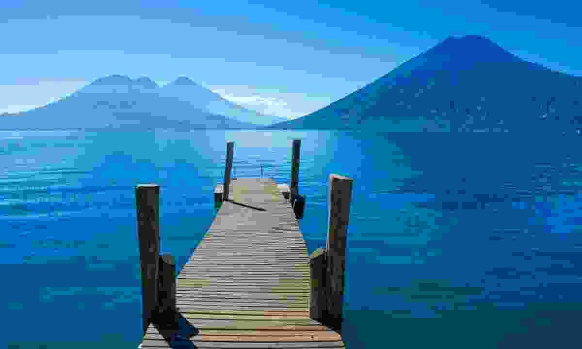 Lake Atitlán in Guatemala (Shutterstock)