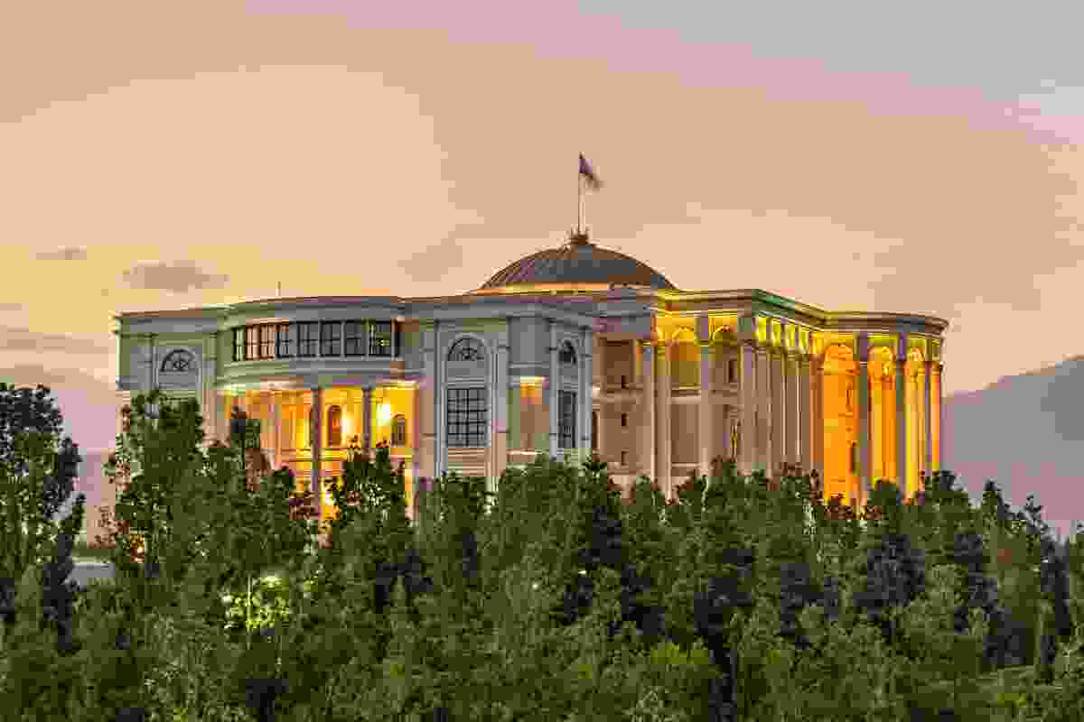 Palace of Nations, Dushanbe, Tajikistan (Dreamstime)