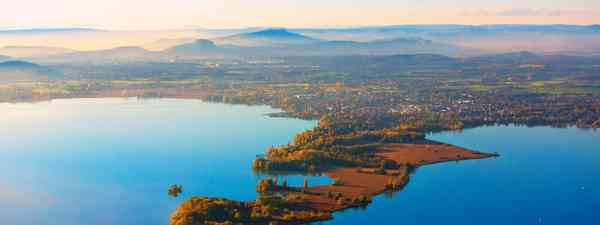Why to visit the German side of Lake Constance (REGIO/ A Mende)