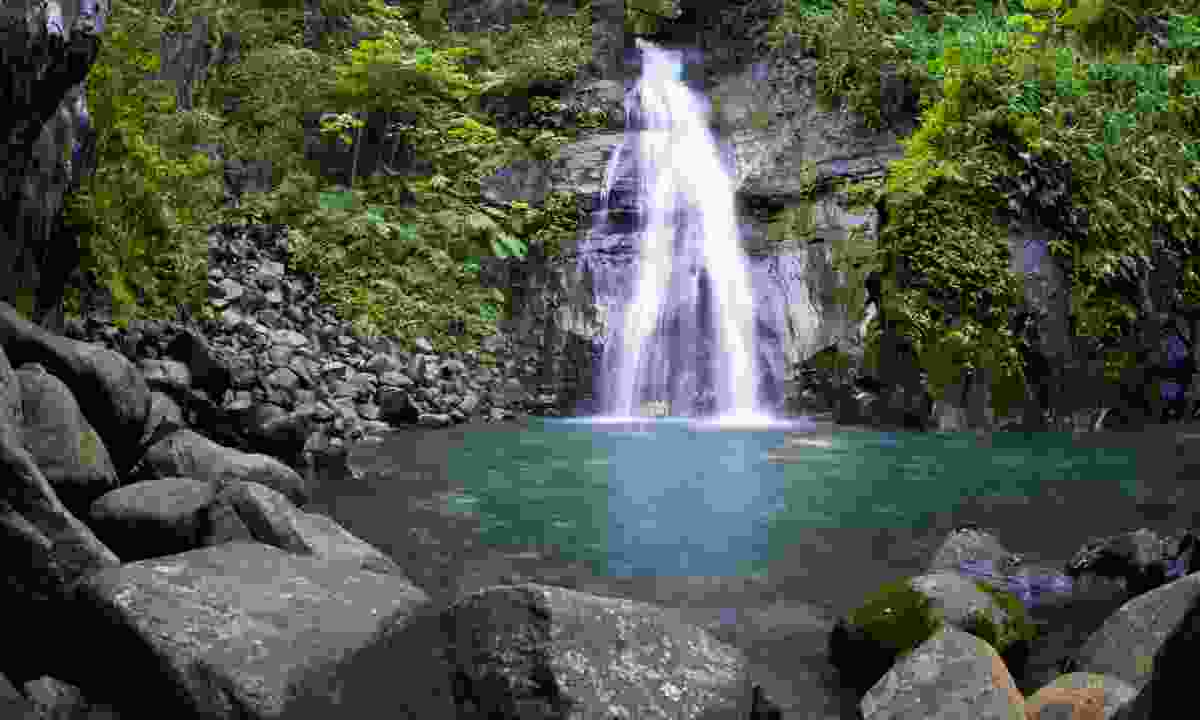 Cocos Island is home to magnificent waterfall trails (Shutterstock)