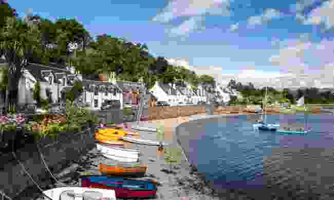 The pretty village of Plockton (Shutterstock)