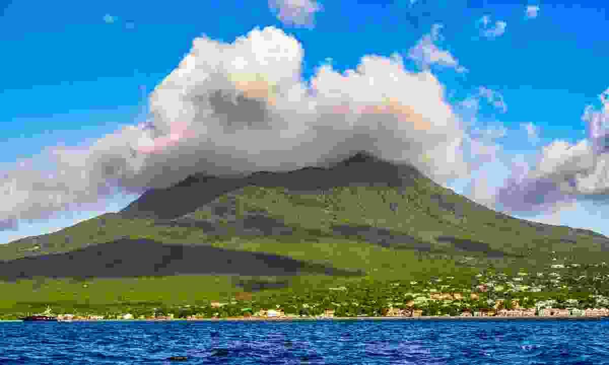 Nevis Peak (Shutterstock)