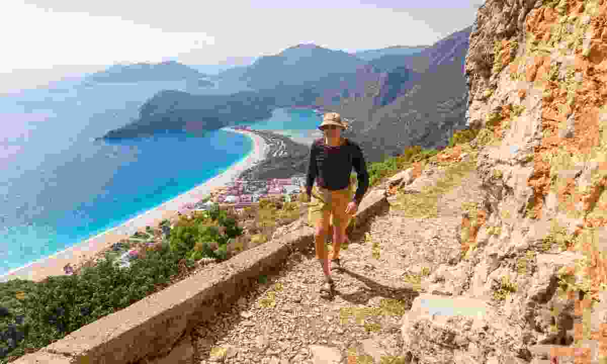 Hiking the Lycian Way, Turkey (Shutterstock)