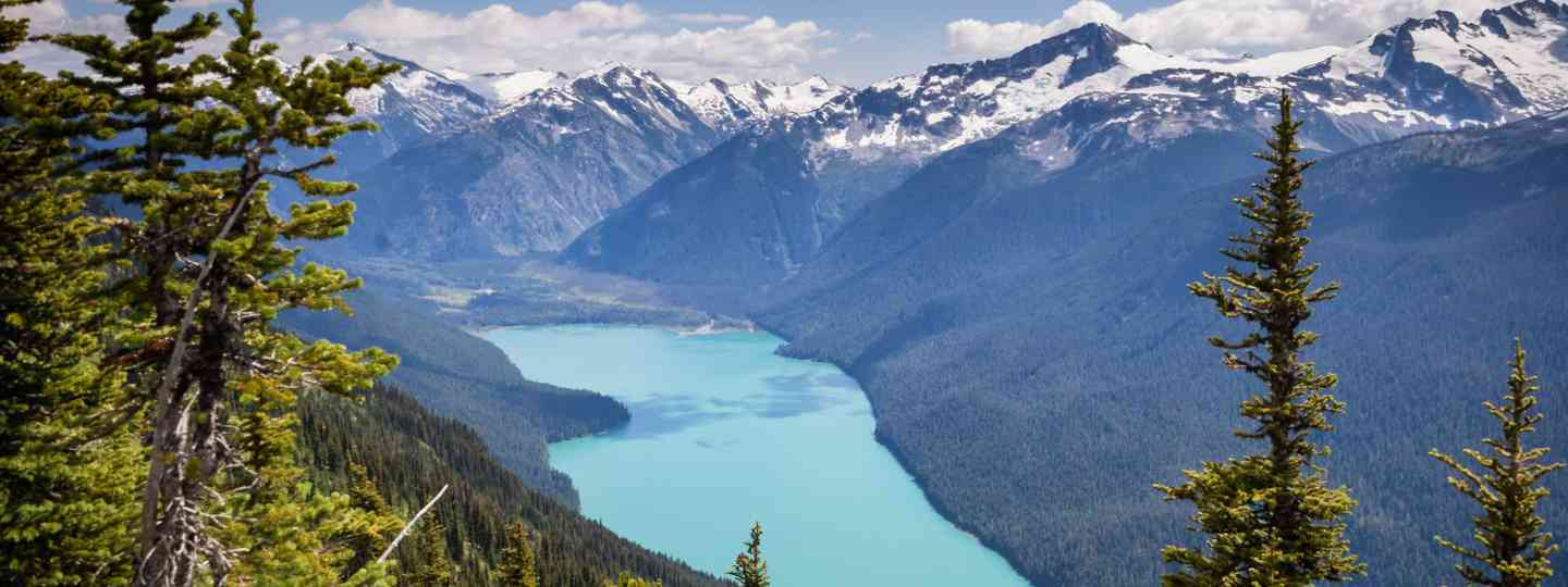 Cheakamus Lake (Dreamstime)