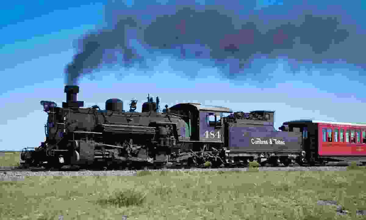 Cumbres and Toltec Scenic Railroad (Dreamstime)