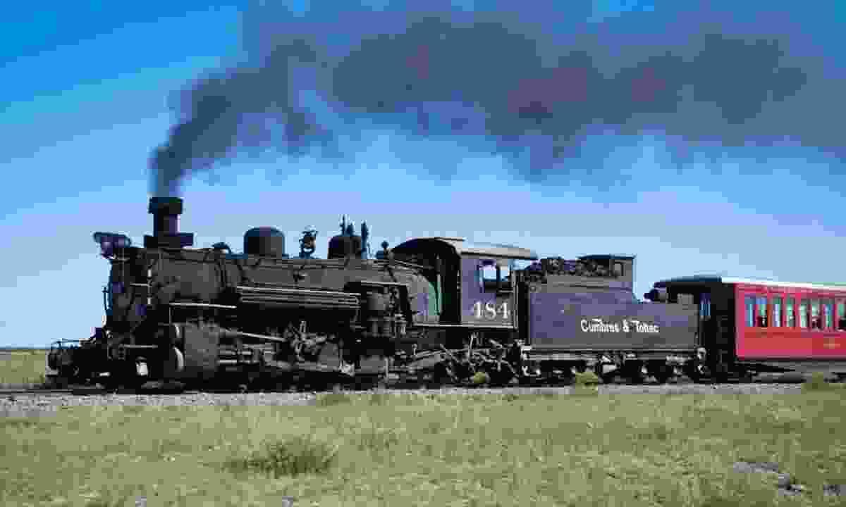 Cumbres and Toltec Scenic Railroad (Dreamstime)