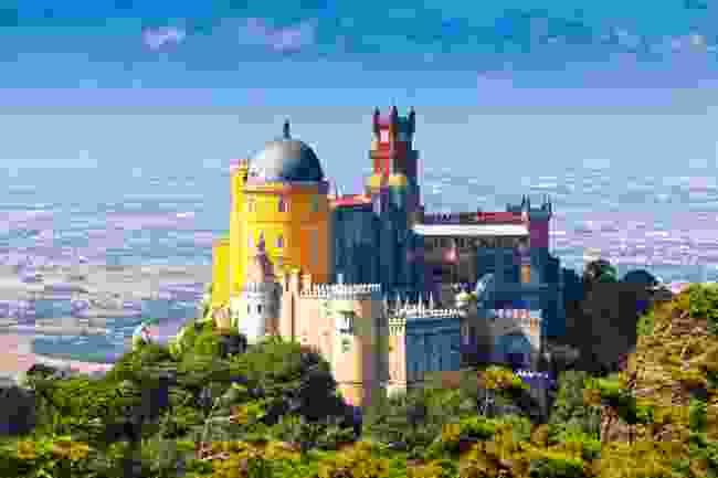 Palacio da Pena (Dreamstime)