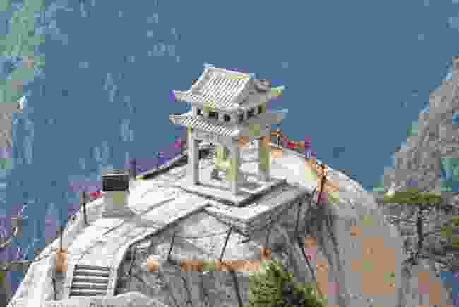 Hua Shan Mountain (Shutterstock)
