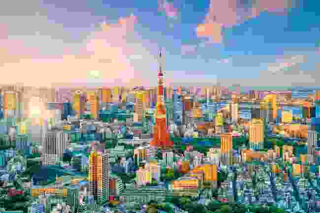 Tokyo or Kyoto: You can't go wrong with either... (Shutterstock)