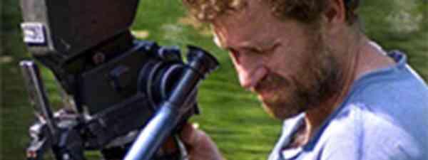 Martin Dohrn and camera