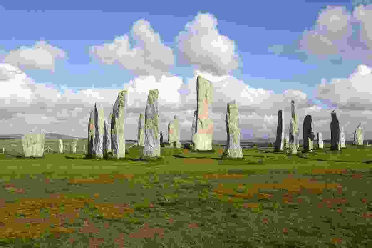 Callanish Stones, Lewis (Graeme Green)