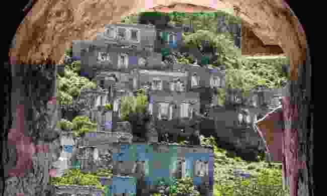 The Turkish ghost town of Kayaköy (Shutterstock)